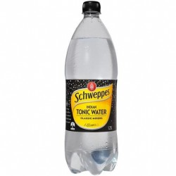 TONIC WATER 1.1LT