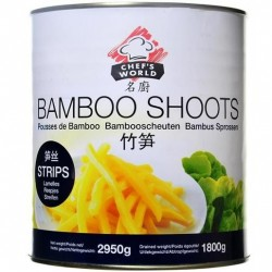 BAMBOO STRIPS 2.9KG