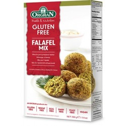 GLUTEN FREE FALAFEL MIX 200GM
