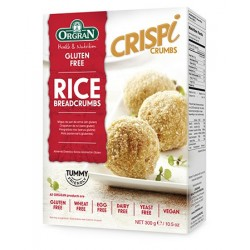 GLUTEN FREE ALL PURPOSE RICE BREADCRUMBS 300GM