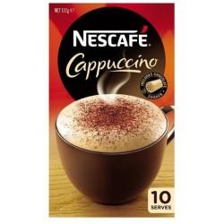 CAPPUCCINO COFFEE MIXES 10PK