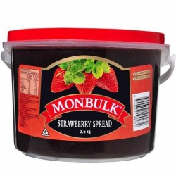 STRAWBERRY JAM 2.5KG