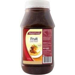 FRUIT CUTNEY 2.9KG