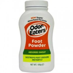 SHOE CARE FOOT POWDER 100GM