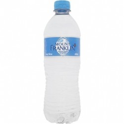 STILL NATURAL WATER 600ML