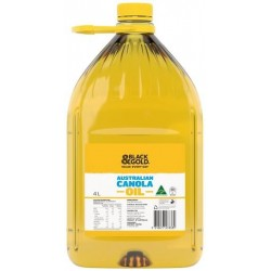 AUSTRALIAN CANOLA OIL 4L
