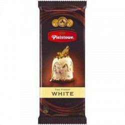 WHITE COOKING CHOCOLATE 180G