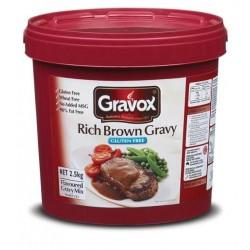 GRAVY RICH BROWN GLUTEN FREE 2.5KG