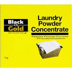 LAUNDRY POWDER CONCENTRATE 1KG