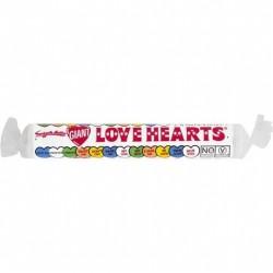 GIANT LOVE HEARTS 45GM