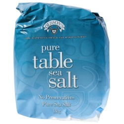 OLSSON SALT TABLE          1KG 1KG