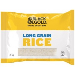 RICE LONG GRAIN 2KG