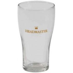CONICAL HEADMASTER BEER GLASS 425ML