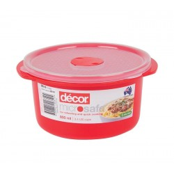 MICROSAFE CONTAINER ROUND 800ML
