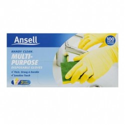 DISPOSABLE HANDY CLEAN GLOVE 1 PACK 100S