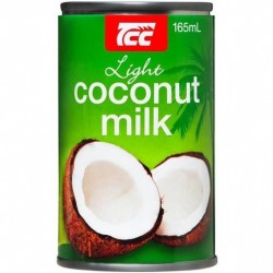 COCONUT MILK LITE 165ML