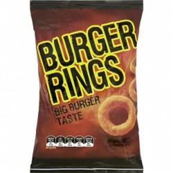 BURGER RINGS ORIGINAL 45GM