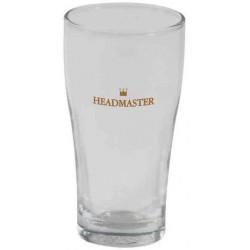CONICAL HEADMASTER BEER GLASS 285ML