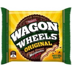 BISCUITS WAGON WHEELS ORIGINAL 48GM