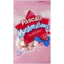 RASPBERRY AND VANILLA MARSHMALLOWS...