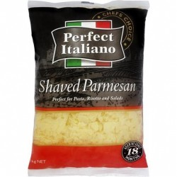 ITALIANO SHAVED PARMESAN CHEESE 1KG