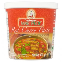 RED CURRY PASTE 400GM