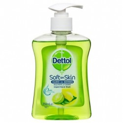 ANTI-BACTERIAL HAND WASH REFRESH PUMP 250ML