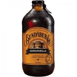 SARSAPARILLA SOFT DRINK 12X375ML