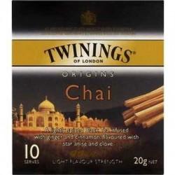 CHAI TEABAGS 10'S