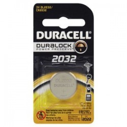 LITHIUM MEDICAL 3V 2032 BATTERIES 2PK
