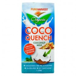 COCO QUENCH COCONUT MILK 1LT
