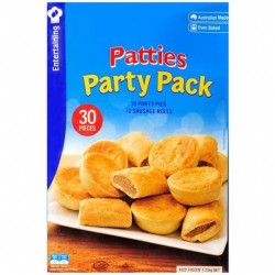 PARTY PACK 30 PIECES 1.25KG