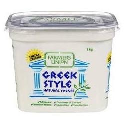 GREEK STYLE YOGHURT 1KG