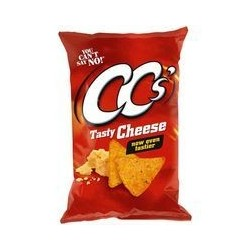 TASTY CHEESE CORN CHIPS 175GM