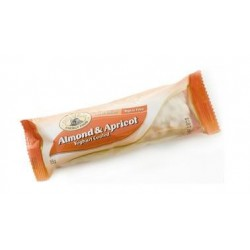 ALMOND AND APRICOT YOGHURT COATED COOKIE 120GM