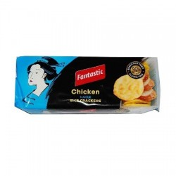 RICE CRACKERS CHICKEN 100GM