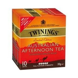 AUSTRALIAN AFTERNOON TEA BAGS 10S