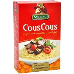 COUSCOUS 500GM