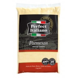GRATED PARMESAN CHEESE 1.5KG