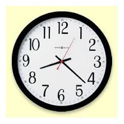 WALL CLOCK ROUND