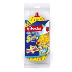 MOP HEAD SUPER SOFT YELLOW REFILL