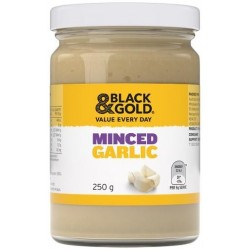 MINCED GARLIC 250GM