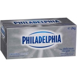 PHILADELPHIA CREAM CHEESE 2KG