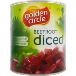 DICED BEETROOT 3KG