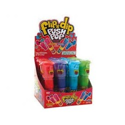 FLIP AND DIP PUSH POP 20GM