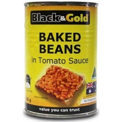 TOMATO SAUCE BAKED BEANS 420GM