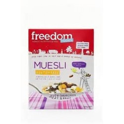GLUTEN FREE WHEAT FREE MUESLI 500GM