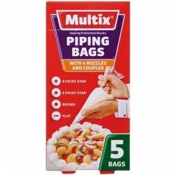 PIPING BAGS 5PK
