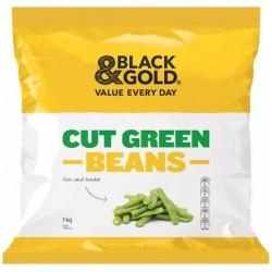 GREEN BEANS CUT FROZEN 1KG