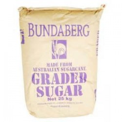 GROUND WHITE SUGAR 25KG